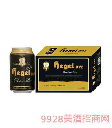黑格尔啤酒320ml箱装