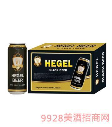 黑格尔啤酒500ml箱装