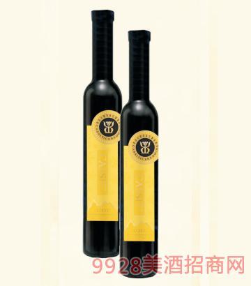 青岛卡斯特冰红葡萄酒13%vol750ml