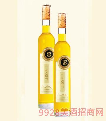 青岛卡斯特冰白葡萄酒13%vol750ml