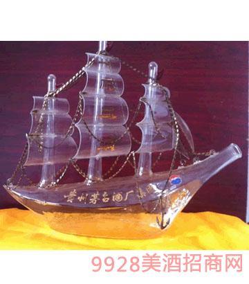 一帆风顺酒瓶招商_河间市艺华玻璃制品有限公司-中国.