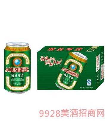 海特精品啤酒