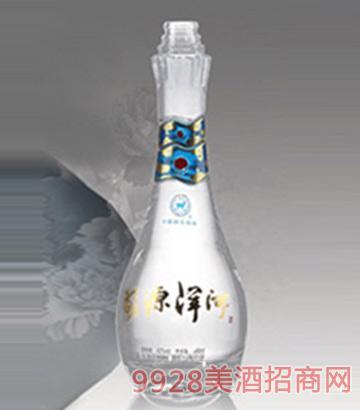 郓城龙腾包装精白玻璃瓶864苏源洋河
