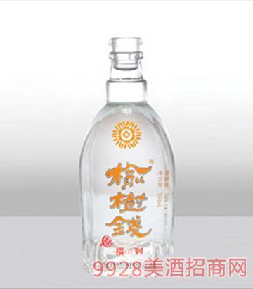 鄆城龍騰包裝玻璃瓶031榆樹錢-500ml