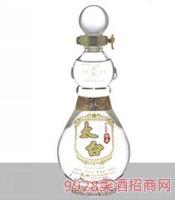 晶白料酒瓶161太白酒