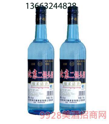 北京二锅头酒43度750ml