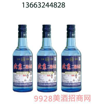 北京二锅头酒12年陈酿43度52度248ml