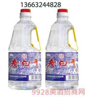 老白干酒1.75L