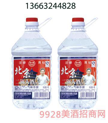 北京二锅头酒桶装50度56度4L