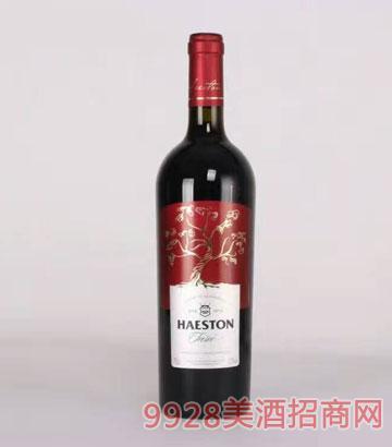 赫斯頓珍寶干紅葡萄酒