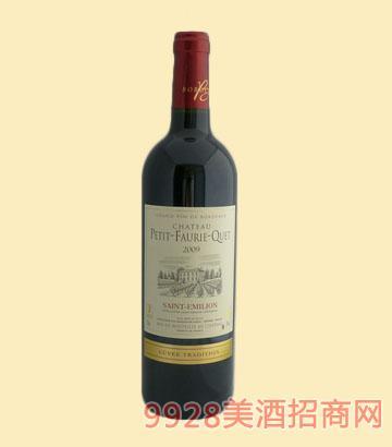 皮特古堡干红葡萄酒