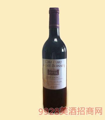 圣特堡图干红葡萄酒