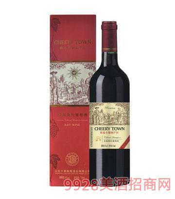 葡萄酒单支礼盒