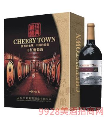 葡萄酒双支礼盒