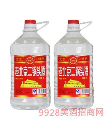 老北京二锅头酒4500ml