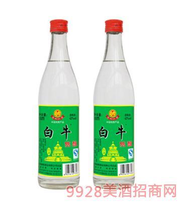 白牛陈酿酒500ml