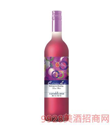 沃葡多品?#21482;?#37247;桃红葡萄酒