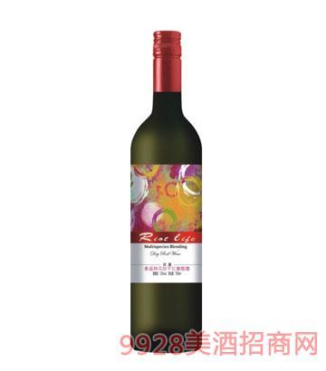 沃葡多品?#21482;?#37247;干红葡萄酒