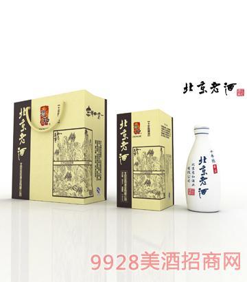 北京老酒10年陈