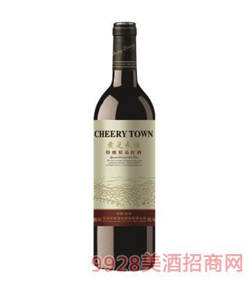 爱是永恒精酿精品红酒