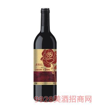 紫邑红露酒