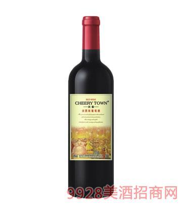 沃葡赤霞珠干红葡萄酒