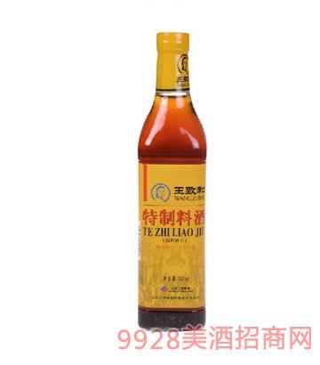 王致和特制料酒500ml