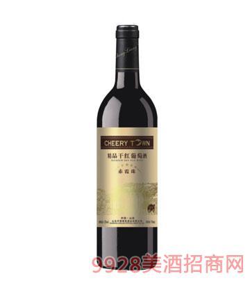精品干红赤霞珠干红葡萄酒