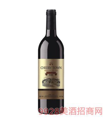 珍藏级干红葡萄酒