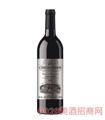 精选级赤霞珠干红葡萄酒