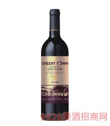 30年老树龄赤霞珠干红葡萄酒
