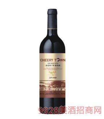 20年老树龄赤霞珠干红葡萄酒
