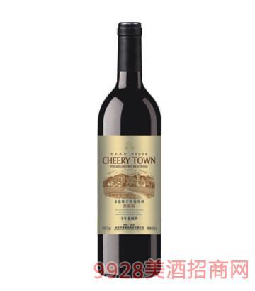 十年老树龄赤霞珠干红葡萄酒