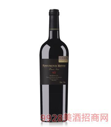 中法庄园葡萄酒93