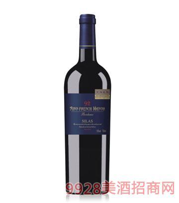 中法庄园葡萄酒92