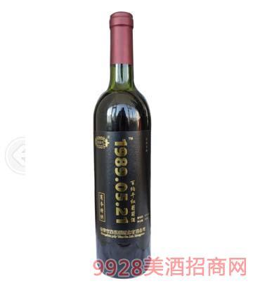 聚泓源�典窖藏百�{干�t葡萄酒750ml