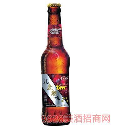 扎��潮啤啤酒330ml