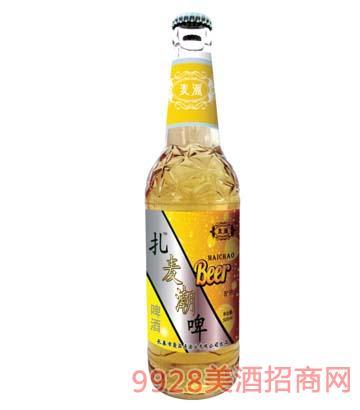 扎��潮啤瓶�b啤酒500ml
