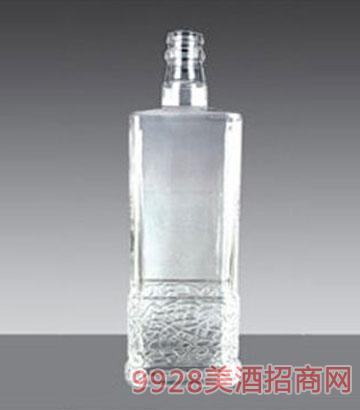 500ml高白料酒瓶184