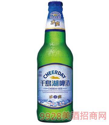 千岛湖啤酒-8度420ml冰爽