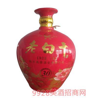 禹德坛装老白干酒1.5L