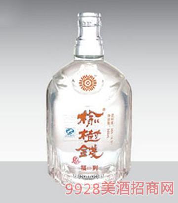 生力玻璃瓶榆樹錢GB-052 500ml