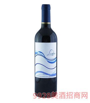 智利隆谷河美乐干红葡萄酒