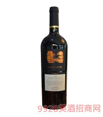 智利蒙尼亚赤霞珠特级珍藏干红葡萄酒