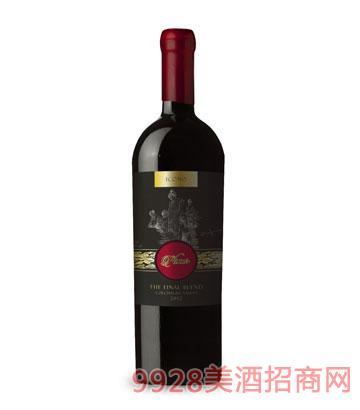 智利普赛尔顶级陈酿干红葡萄酒