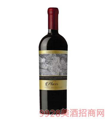 智利普赛尔家族珍藏干赤霞珠红葡萄酒