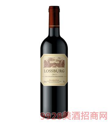 法国洛斯堡IGP干红葡萄酒