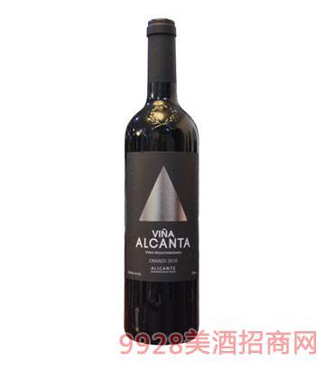 西班牙阿尔肯特陈酿干红葡萄酒