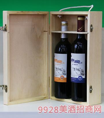 绿都林韵窖藏特制原汁+利口葡萄酒混装