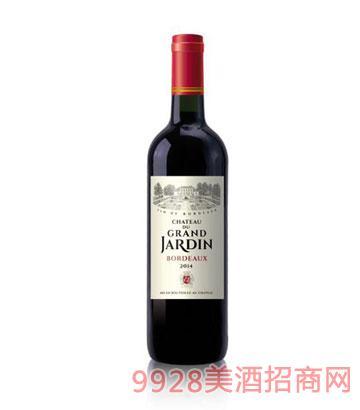 大花园城堡干红葡萄酒